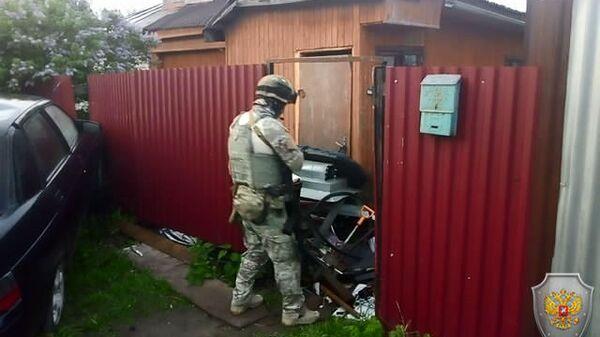 Контртеррористическая операция в городе Кольчугино Владимирской области. 22 мая 2019