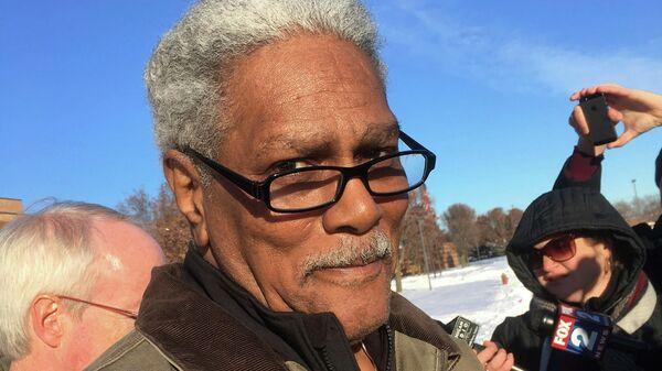Американец Ричард Филлипс, освобожденный после 46 лет тюрьмы по ложному обвинению