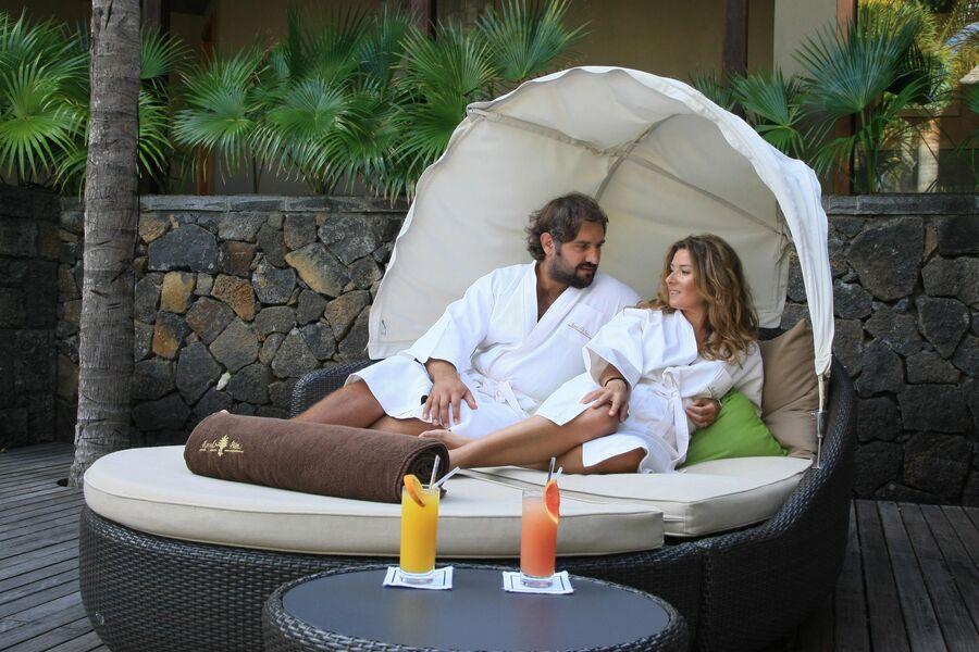 Жанна Бадоева с мужем в Италии