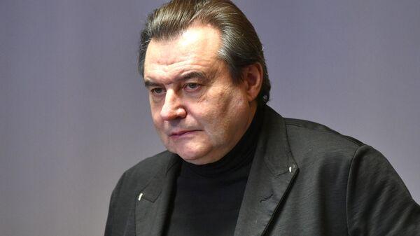 Режиссер и продюсер Алексей Учитель в Международном мультимедийном пресс-центре МИА Россия сегодня.