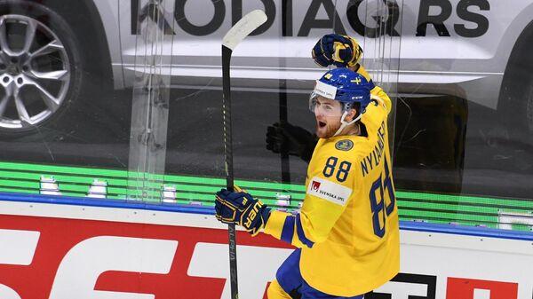 Хоккей. Чемпионат мира. Матч Швеция - Швейцария