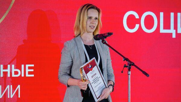 Социальный Навигатор получил премию Лучшие социальные проекты России