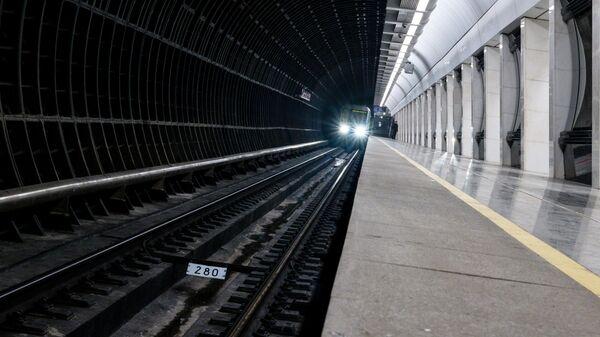 Станция Савеловская Большой кольцевой линии