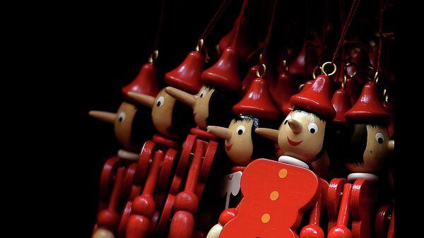 Игрушки Пиноккио