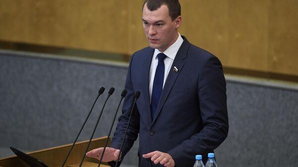 Председатель Комитета Госдумы по физической культуре, спорту, туризму и делам молодежи Михаил Дегтярев