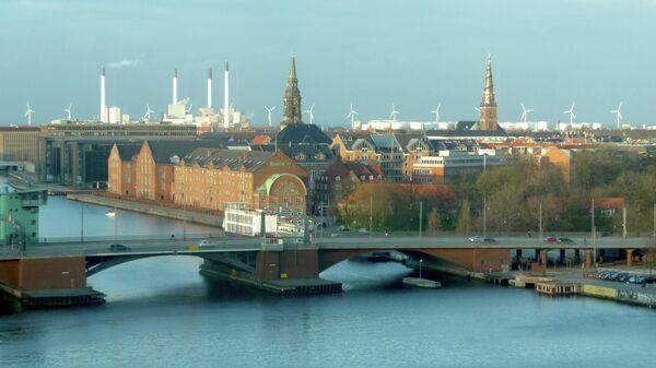 Вид на Копенгаген