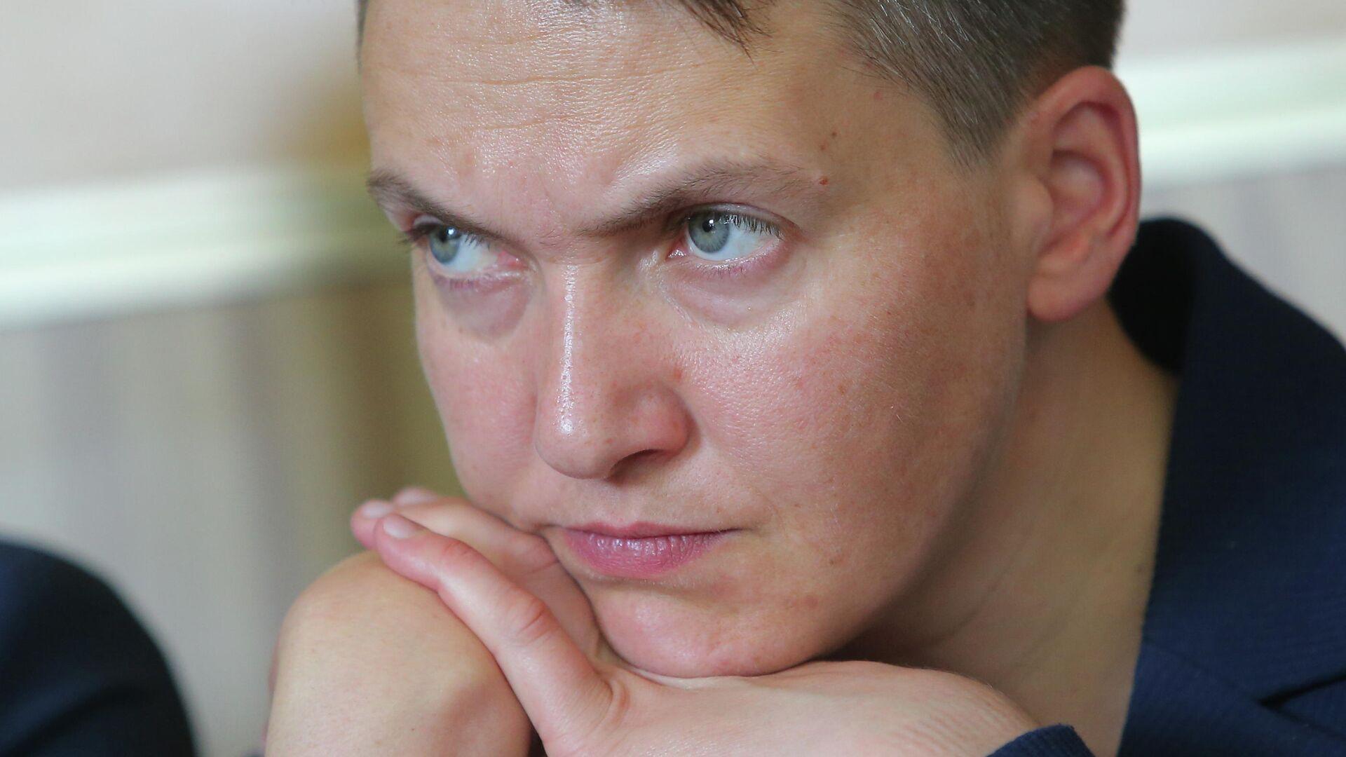 Надежда Савченко в Броварском районном суде - РИА Новости, 1920, 05.05.2021