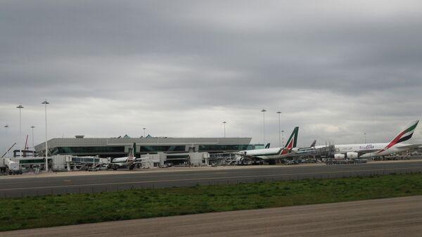 Аэропорт Фьюмичино в Риме