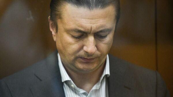 Избрание меры пресечения в отношении бывшего главы Раменского района Андрея Кулакова, обвиняемого в убийстве. 1 июня 2019