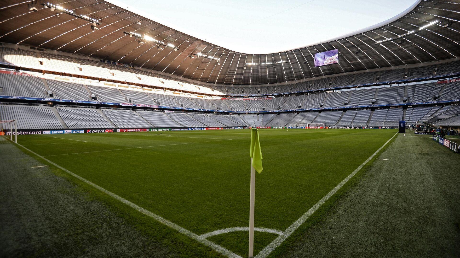 Стадион Альянс Арена в Мюнхене - РИА Новости, 1920, 06.04.2021