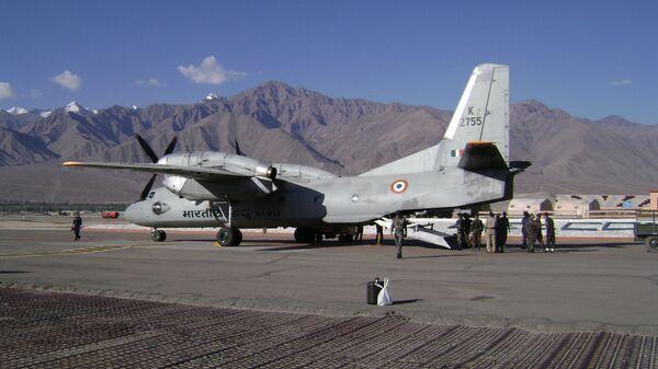 Военно-транспортный самолет Ан-32 ВВС Индии