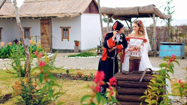 Ресторан и хутор на Кубани