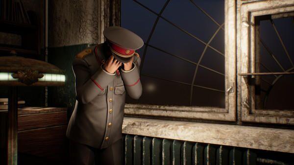 Стоп-кадр из игры Sex with Stalin