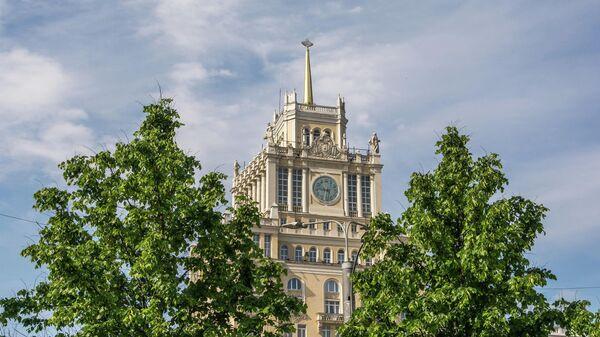Гостиница Пекин в Москве