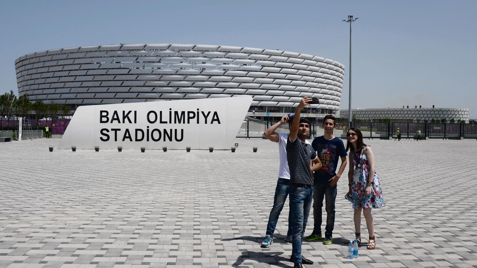 Олимпийский стадион в Баку - РИА Новости, 1920, 08.04.2021