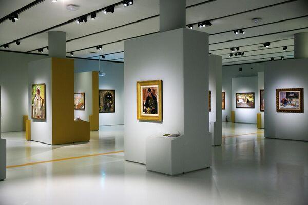 Выставка Место под солнцем. Беньков / Фешин в Музее русского импрессионизма