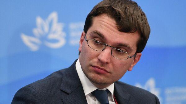 Заместитель Министра юстиции Российской Федерации Михаил Гальперин