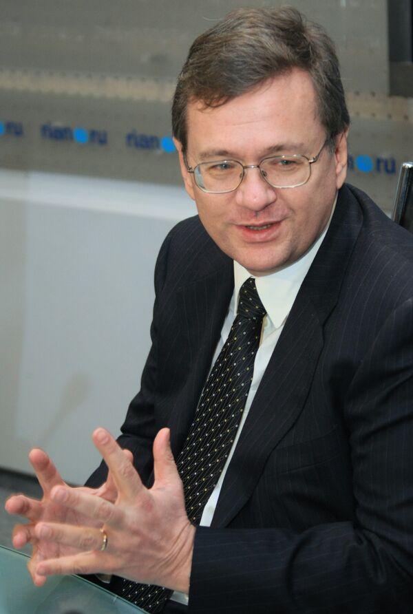 Борис Федоров