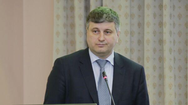 Бывший министр лесного комплекса Иркутской области Сергей Шеверда