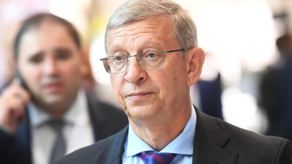 Председатель совета директоров АФК Система Владимир Евтушенков
