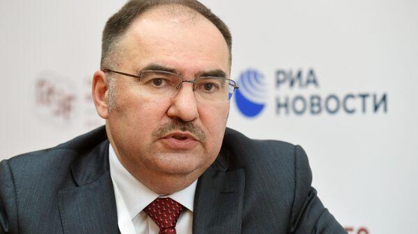 Председатель правления Пенсионного фонда Российской Федерации Антон Дроздов