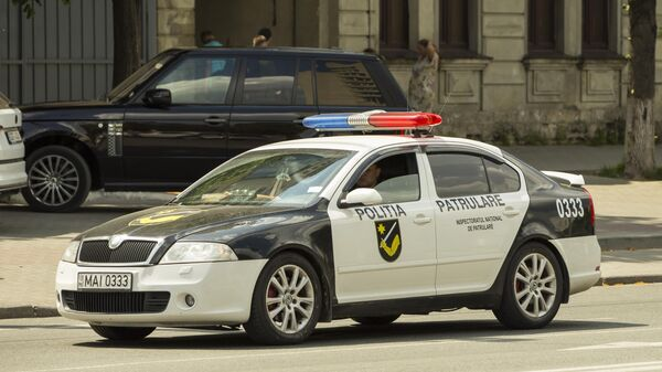 Полиция в Молдавии