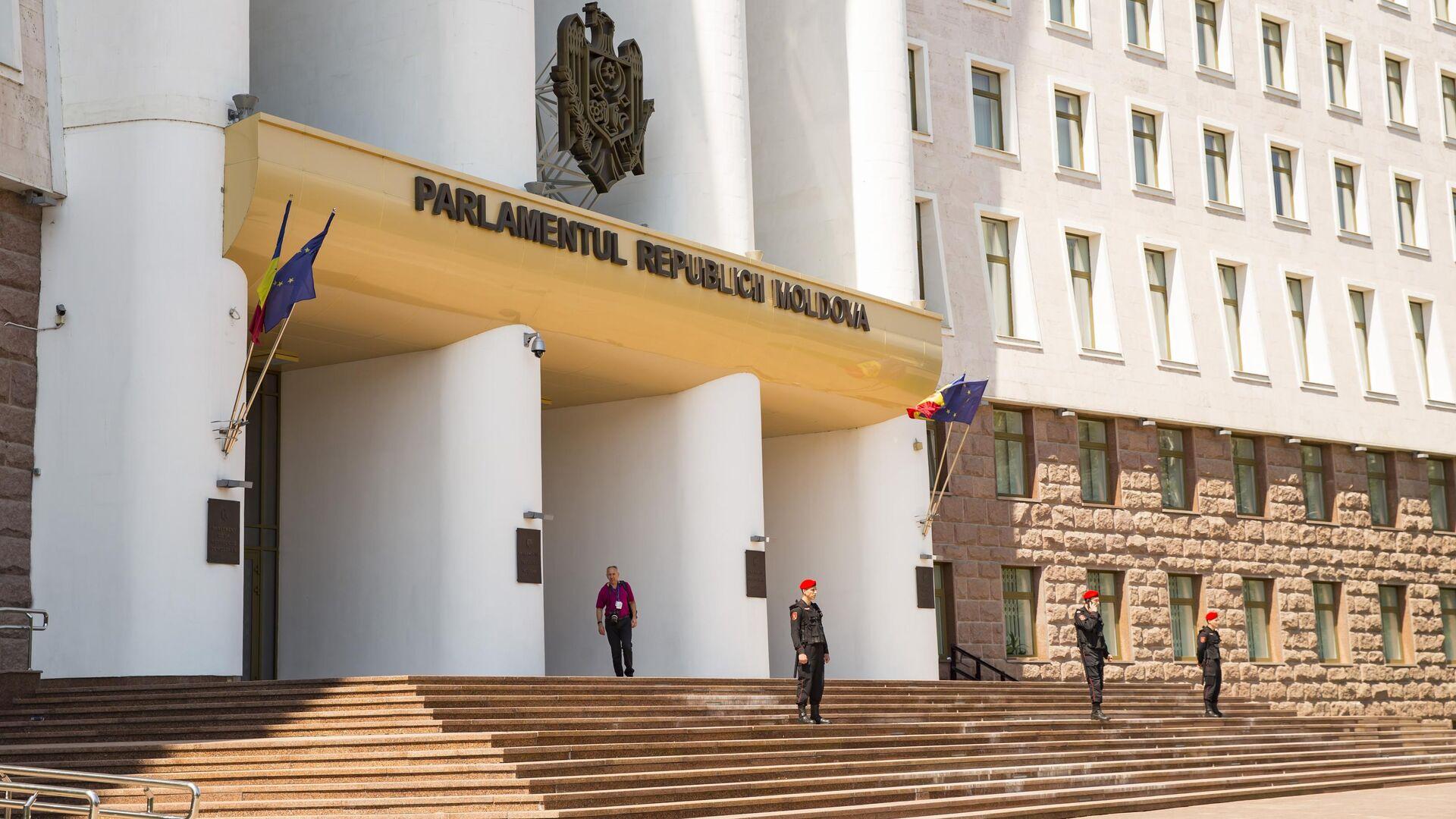 В Молдавии хотят провести люстрацию