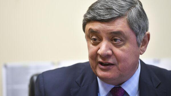 Спецпредставитель президента РФ в Афганистане, директор Второго департамента Азии МИД России Замир Кабулов