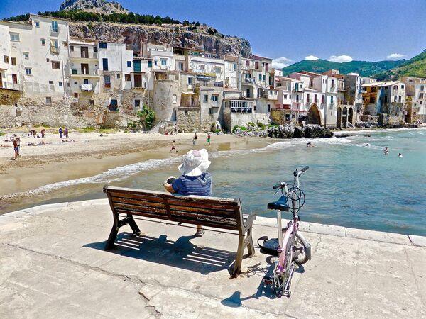 Чефалу, Сицилия