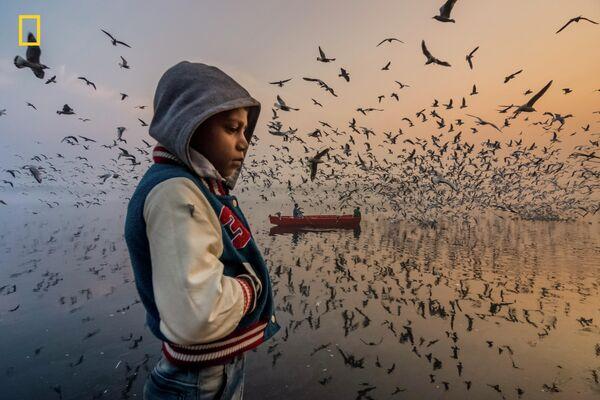 Работа фотографа NAVIN VATSA. Конкурс National Geographic Travel Photo - 2019