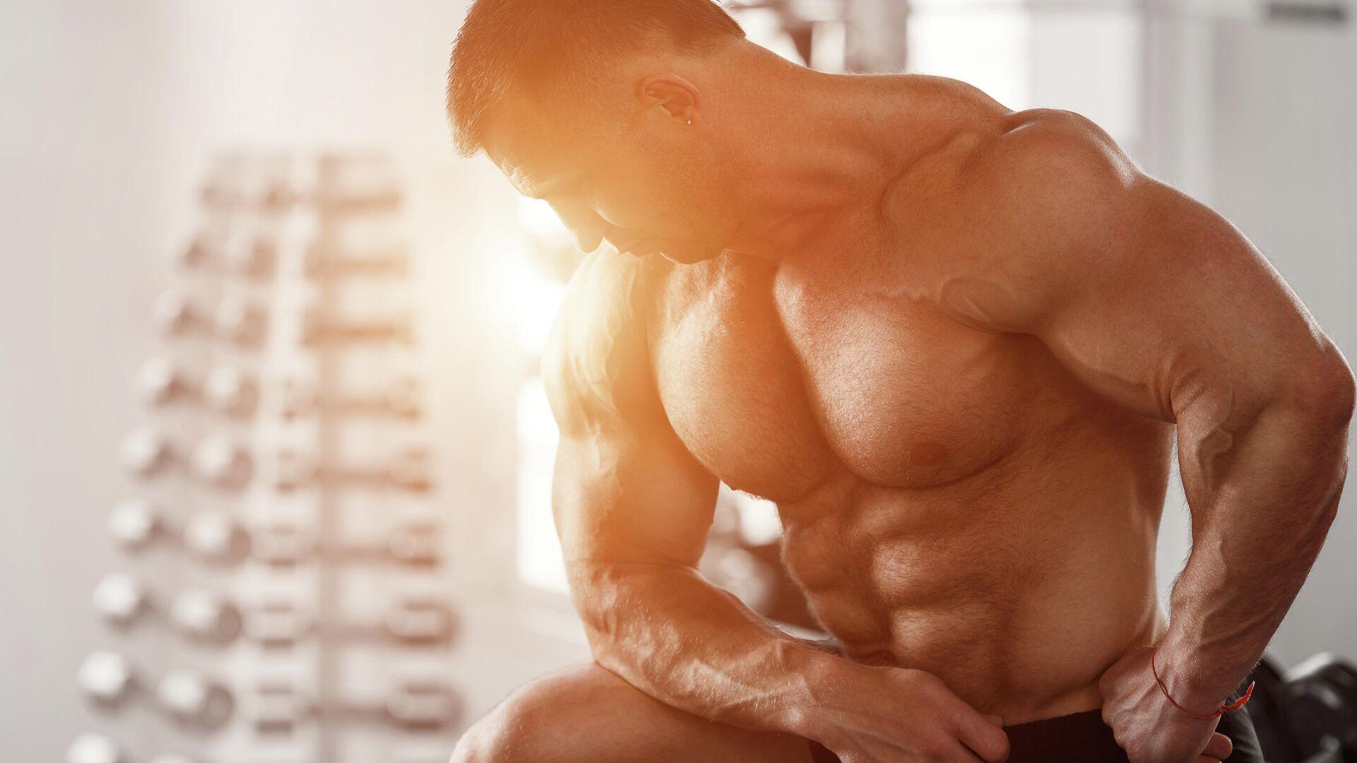 Математики описали лучший способ нарастить мышечную массу