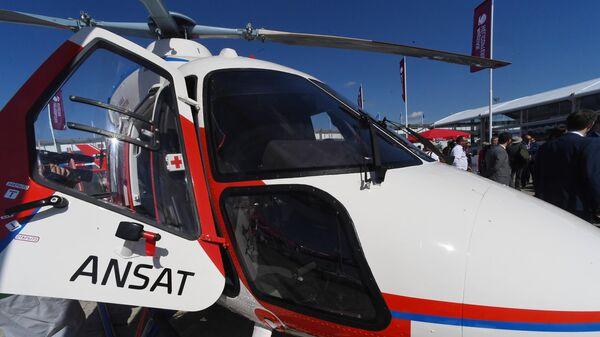 Легкий многоцелевой вертолет Ансат