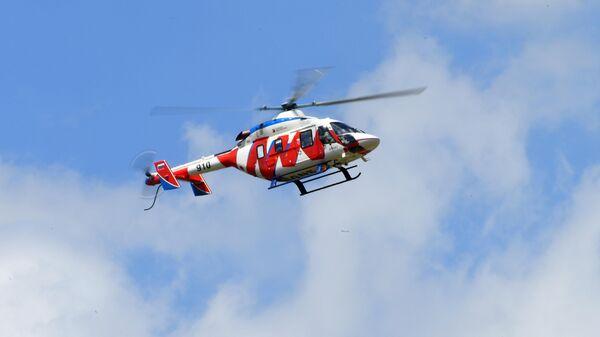 Многоцелевой вертолет Ансат