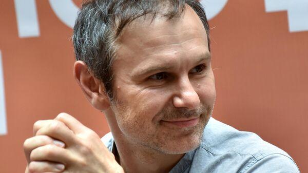 Лидер партии Голос и рок-группы Океан Эльзы Святослав Вакарчук