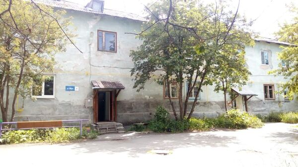 Дома на улице 8 Марта в городе Асбесте Свердловской области, в отношении которых организованао проведение доследственной проверки по информации об их аварийном состоянии