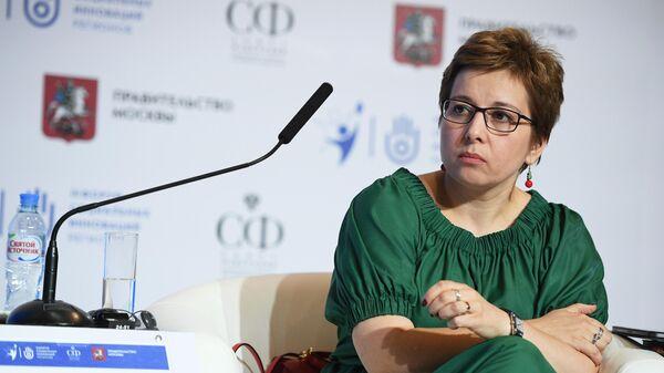 Анна Федермессер на III Форуме социальных инноваций регионов