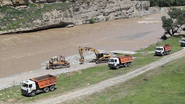 В КЧР началось строительство двух малых ГЭС на реке Кубань