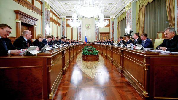 Правительство одобрило законопроект о выводе объектов ТЭК из эксплуатации