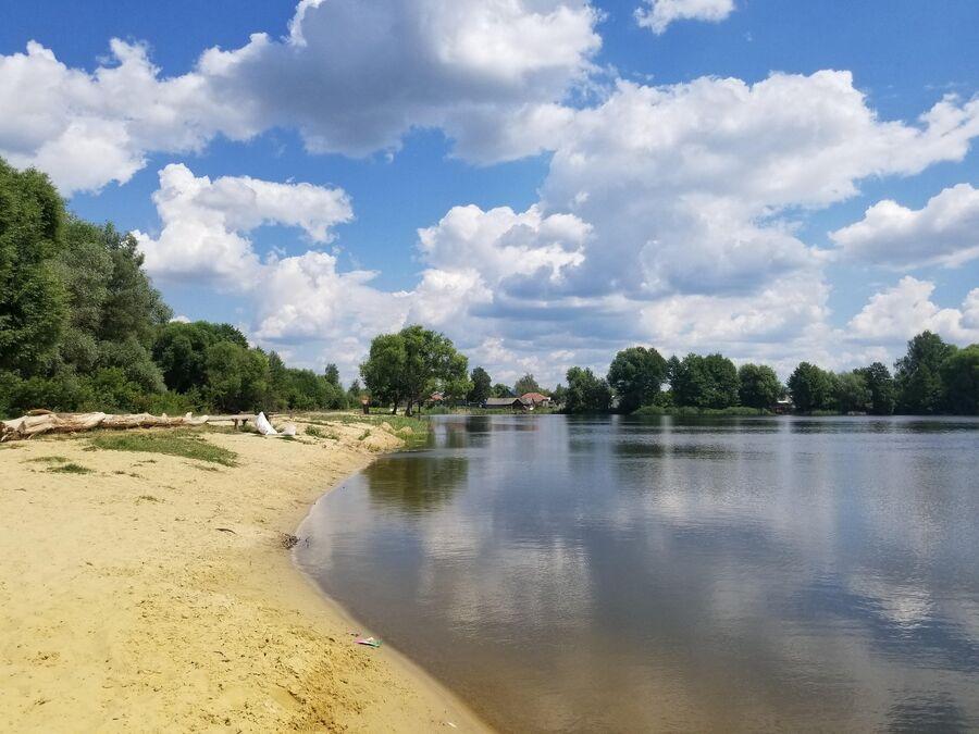 Местные жители уверенны, что на этом озере начался конфликт