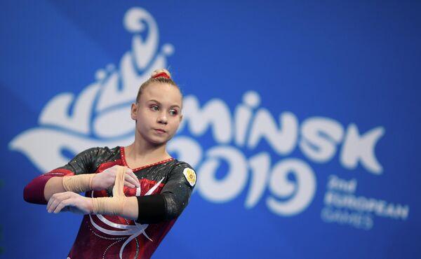 Александра Щеколдина