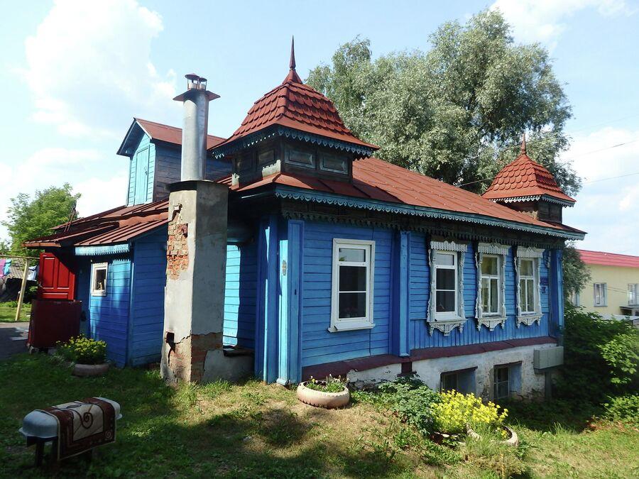 Дом Краснощекова. Гороховец