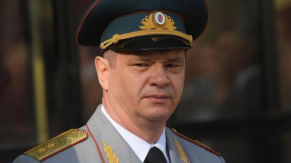 Начальник Главного управления МЧС России по Москве Илья Денисов