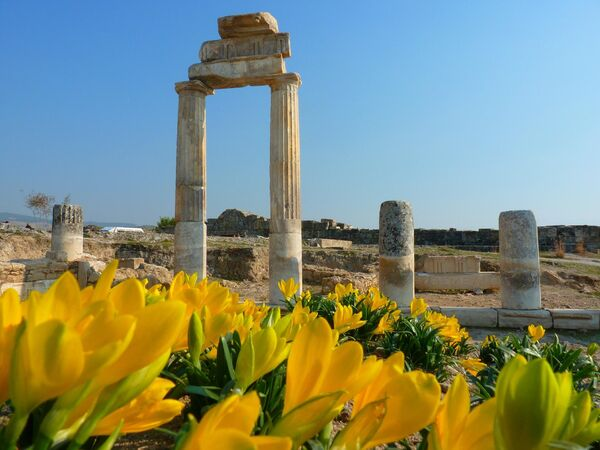 Иераполис, Турция