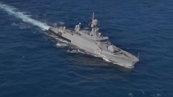 Облет акватории Черного моря в дни учения стран НАТО Sea Breeze 2019