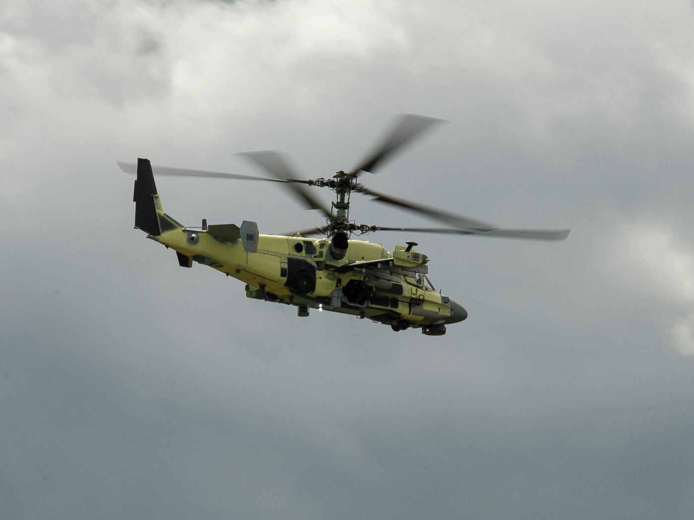 Обои Ка 60, военно-транспортный. Авиация foto 19