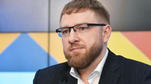 Председатель Комиссии Общественной палаты по развитию СМИ и массовых коммуникаций Александр Малькевич