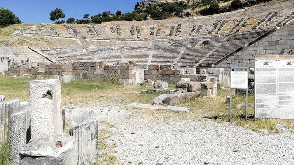 Бодрум. Античный театр