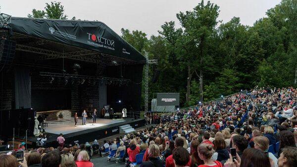 В Ясной Поляне открылся театральный фестиваль Толстой