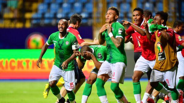 Игроки сборной Мадагаскара по футболу
