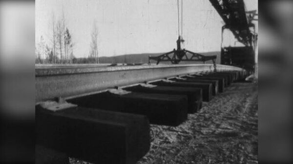 Стройка века: как создавали легендарный БАМ. Кадры из архива